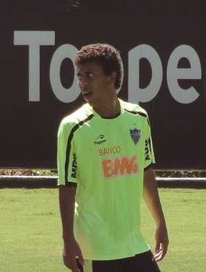 Marcos Rocha, lateral direito do Atlético-MG (Foto: Tarcísio Badaró  / globoesporte.com)