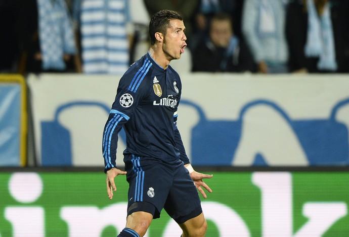 Cristiano Ronaldo Real Madrid (Foto: EFE)