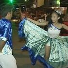 Ritmo de carimbó anima o carnaval (Reprodução/TV Liberal)