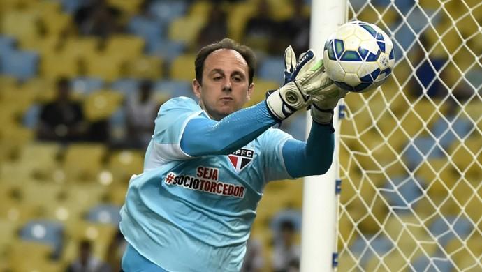 Rogério Ceni São Paulo (Foto: André Durão / GloboEsporte.com)