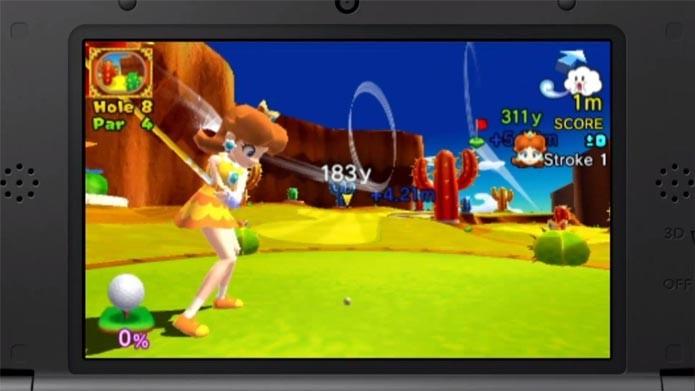 Mario Golf: World Tour (Foto: Divulgação)