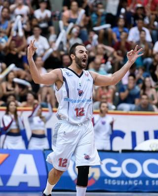 pedro franca basquete (Foto: Newton Nogueira/Franca Basquete)