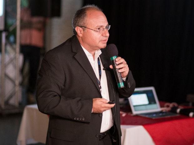 Flávio Magalhães, engenheiro vice-presidente da Flex, falou sobre oportunidades (Foto: Divulgação)