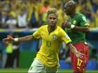 'Todos são importantes', diz Neymar após vitória contra Camarões