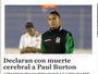 Zagueiro tem morte cerebral após cirurgia de hérnia de disco na Bolívia