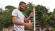 Patrulha Digital vai a Ribeirão das Neves e Esmeraldas para instalar TVs digitais