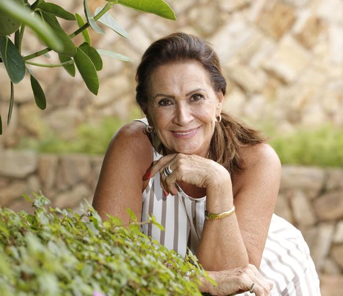 Ieda conta que faria ensaio fotográfico sensual (Foto: Felipe Monteiro/Gshow)