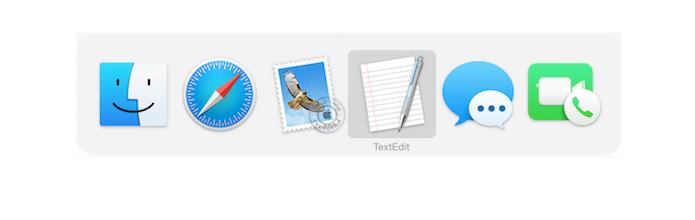 Usando Command + Tab para mudar de aplicativo (Foto: Montagem/Edivaldo Brito)