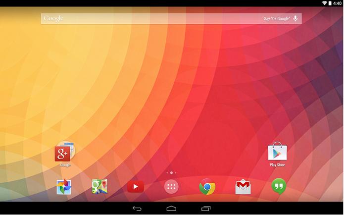 Google Now Launcher é uma ferramenta do Google para smartphones da linha Nexus (Foto: Divulgação)