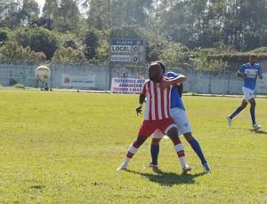 União Mogi Ecus Paulista da Segunda Divisão (Foto: Thiago Fidelix)