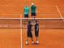 Embalados, franceses batem Soares e Murray e levam 3° título consecutivo