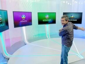 Serginho Groisman, apresentador do Globo Cidadania (Foto: Divulgação)