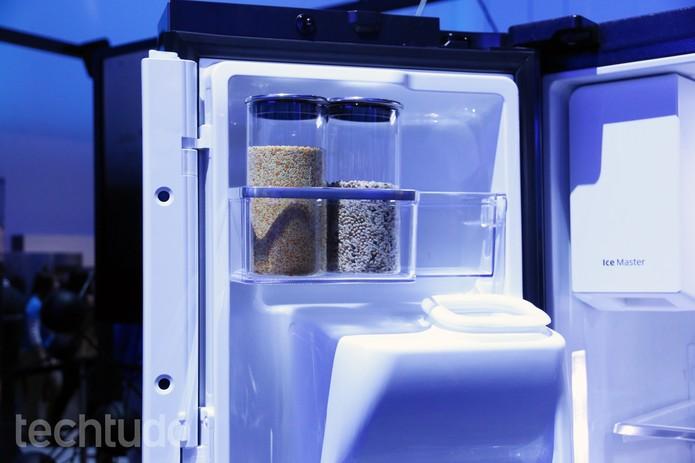 Family Hub Refrigerator (Foto: Marlon Câmara/TechTudo)