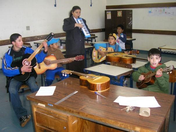 Programa Escola Aberta - Rio Grande do Sul  (Foto: Divulgação)