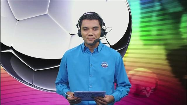O comentarista esportivo da TV Tribuna Antonio Marcos  (Foto: Arquivo Pessoal)