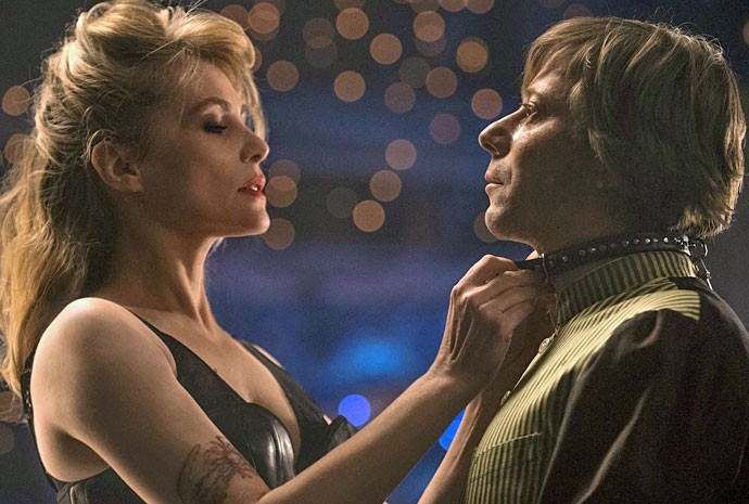 Cena do filme 'A pele de Vênus', de Polanski