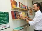 Projeto incentiva leitura e repasse de livros em várias cidades do Tocantins