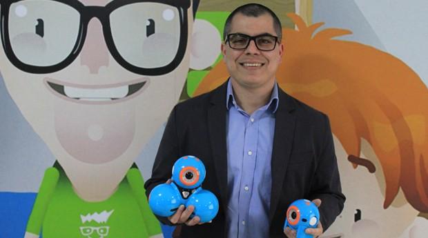 Rodrigo Santos, da Happy Code (Foto: Divulgação)