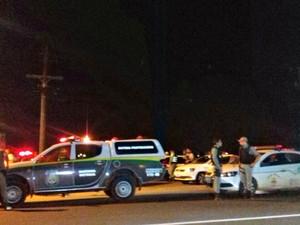 Segurança montou gabinete de crise para controlar a rebelião na Papudinha (Foto: Arquivo pessoal)