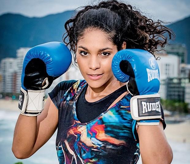 Barbara Reis (Foto: Fabio Cordeiro/Ed. Globo)