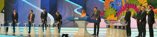 AO VIVO: grupo do Brasil na Copa do Mundo tem Croácia, México e Camarões (Nelson Almeida/AFP)