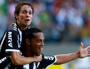 Bernard Ronaldinho Gaúcho (Foto: Marcus Desimoni / Ag. Estado)