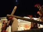 Nove mil pessoas assistem à Paixão em Nova Jerusalém, nesta 5ª feira
