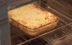 Como fazer lasanha de frango com legumes