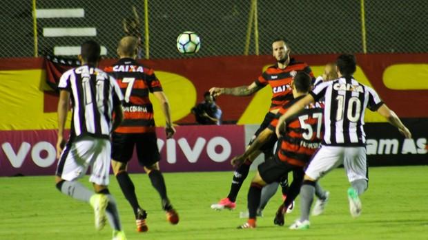 Resultado de imagem para BARRADÃO VITORIA X BOTAFOGO