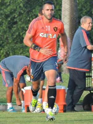 Ronaldo Alves Sport (Foto: Lucas Liausu)