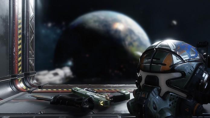 Titanfall 2: modo multiplayer traz novas armas, titãs e mapas (Foto: Reprodução/Victor Teixeira)