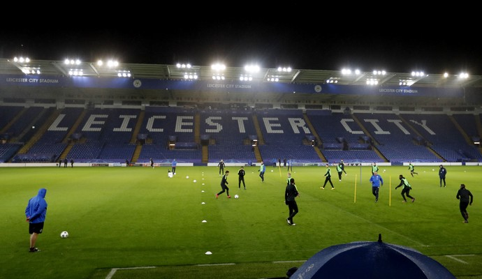 Leicester City; Leicester stadium (Foto:  Carl Recine Livepic/Reuters)
