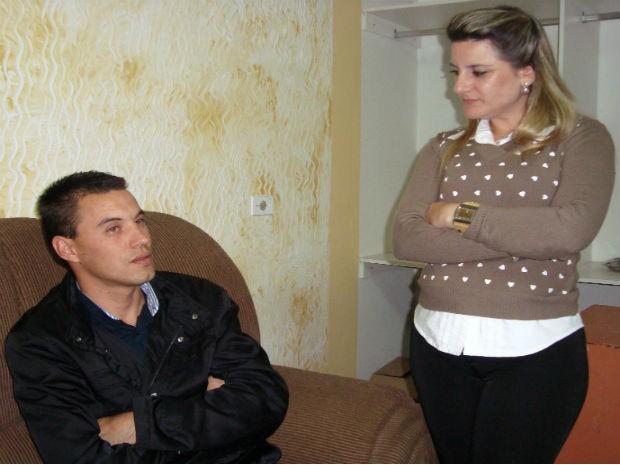 A psicóloga da clínica, Ana Leda, conversou muito com Rafael assim que ele retornou de Curitiba (Foto: Natália de Oliveira/G1)
