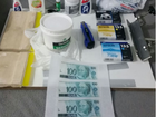 PF cumpre mandados para prender grupo que fabricava dinheiro falso
