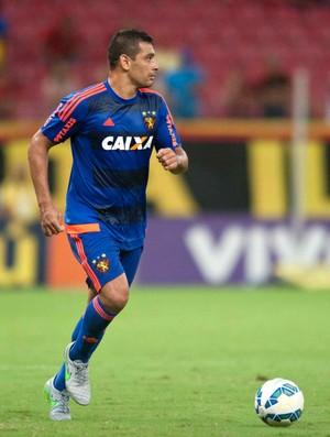 Diego Souza Sport x Fluminense Série A (Foto: Aldo Carneiro / Pernambuco Press)