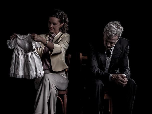Os personagens apresentam condições frágeis, cômicas e humanas (Foto: João Julio Mello)