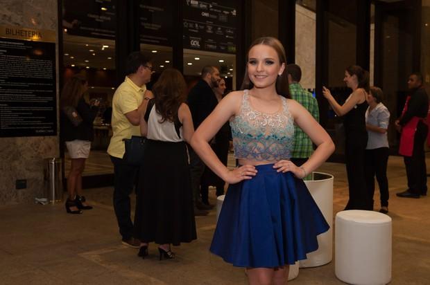 Larissa Manoela  (Foto: Samuel Chaves/ Brazil News)