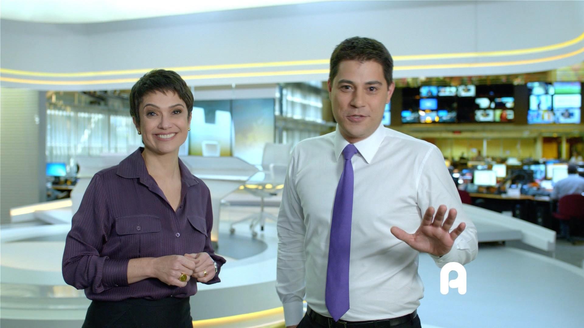 Campanha de desligamento do sinal analógico (Foto: Divulgação/ TV Globo)