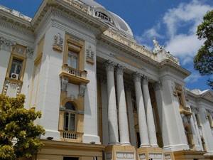 Tribunal de Justiça de Pernambuco (Foto: Luna Markman/G1)
