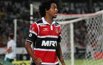 Palmeiras supera concorrência e encaminha contratação de Keno