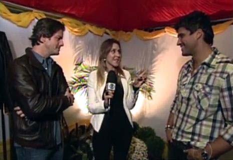 Dupla Victor & Léo fala sobre a moda country  (Foto: Reprodução EPTV)