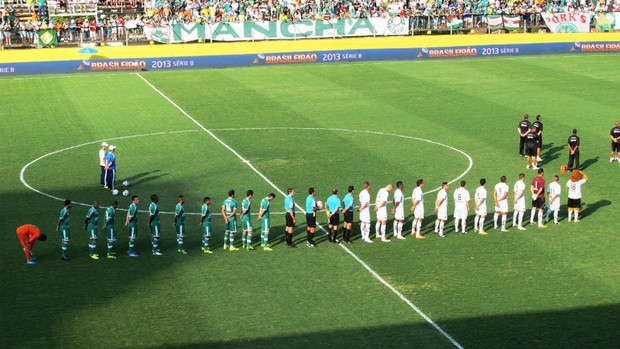 Bragantino x Palmeiras (Foto: Marcelo Hazan)