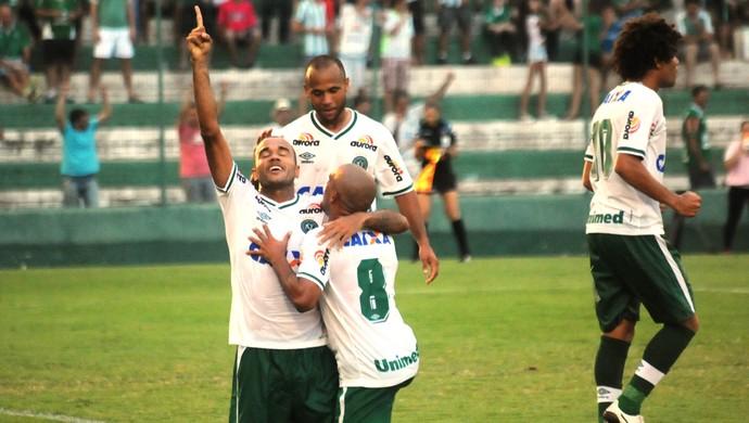 Chapecoense Inter de Lages Roger (Foto: Cleberson Silva / Chapecoense)