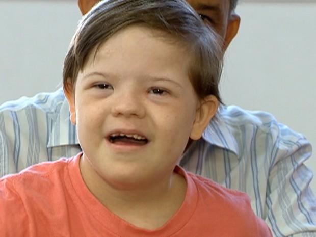 Síndrome de Down (Foto: Reprodução/TV Fronteira)