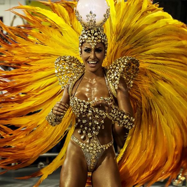 Sabrina Sato - Gaviões da Fiel (Foto: Divulgação)