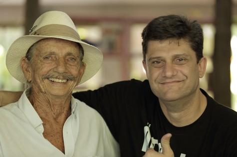 Joel Barcellos e Mario Abbade Neto (Foto: Divulgação)