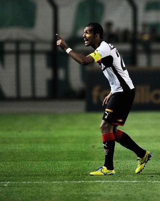 Richarlyson Palmeiras x Vitória (Foto: Marcos Ribolli)