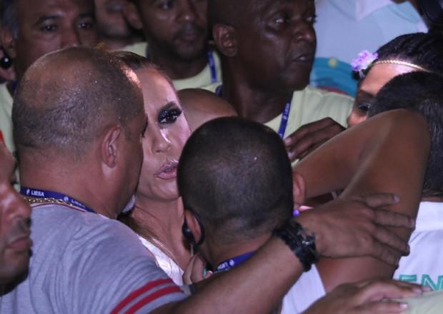Ivete Sangalo (Foto: Daniel Pinheiro /AgNews )
