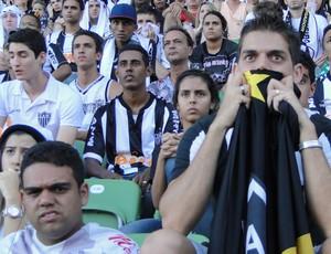 torcida atlético-MG independencia (Foto: Mauricio Paulucci)