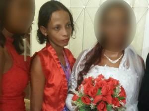 Mulher foi encontrada morta por vizinhos (Foto: Arquivo Pessoal)